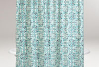 Ikat Shower Curtain World Market Shower Curtain Ideas for size 999 X 999
