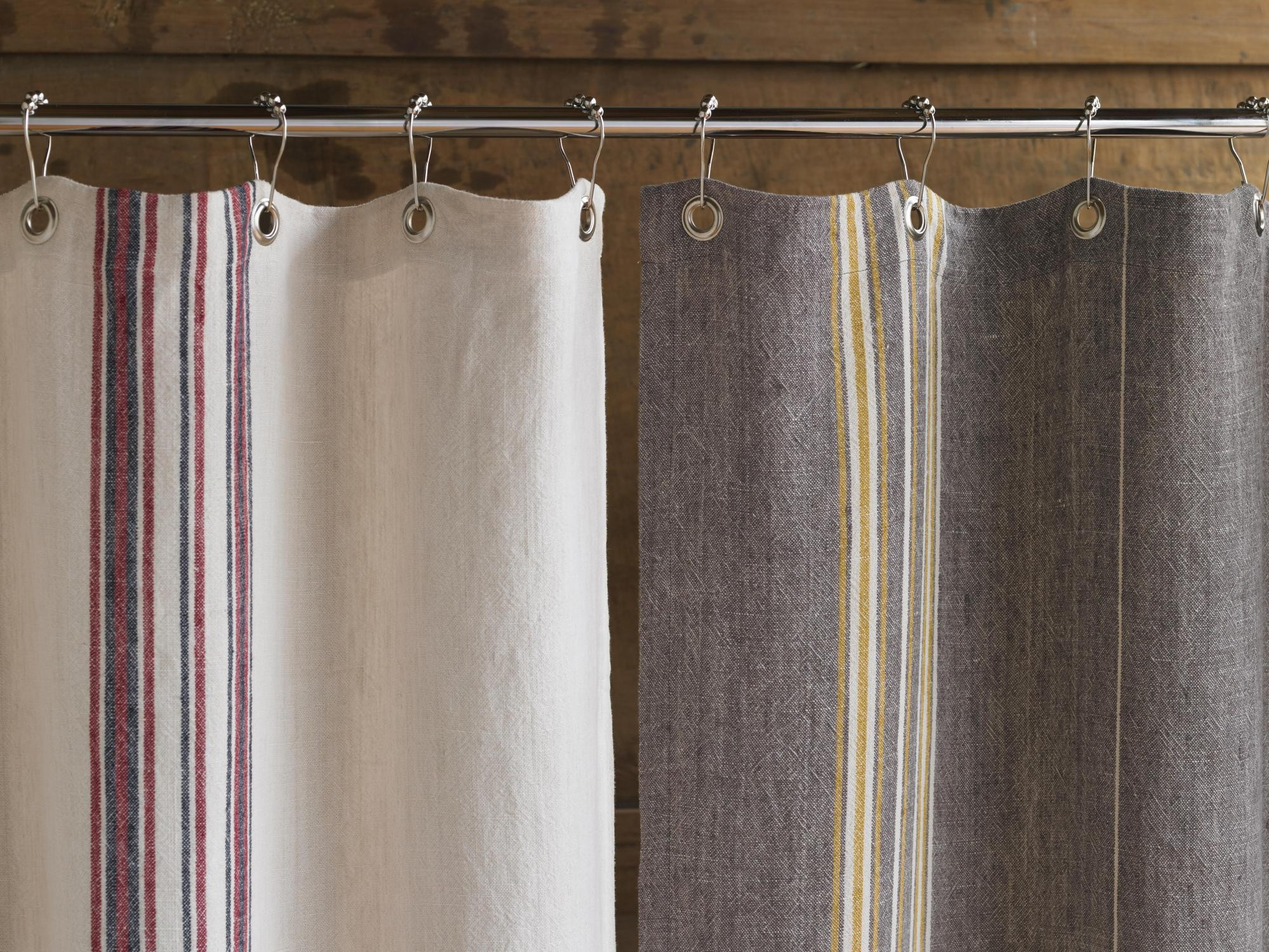 Importance Design And Color Rustic Shower Curtains Joanne Russo intended for sizing 2000 X 1501