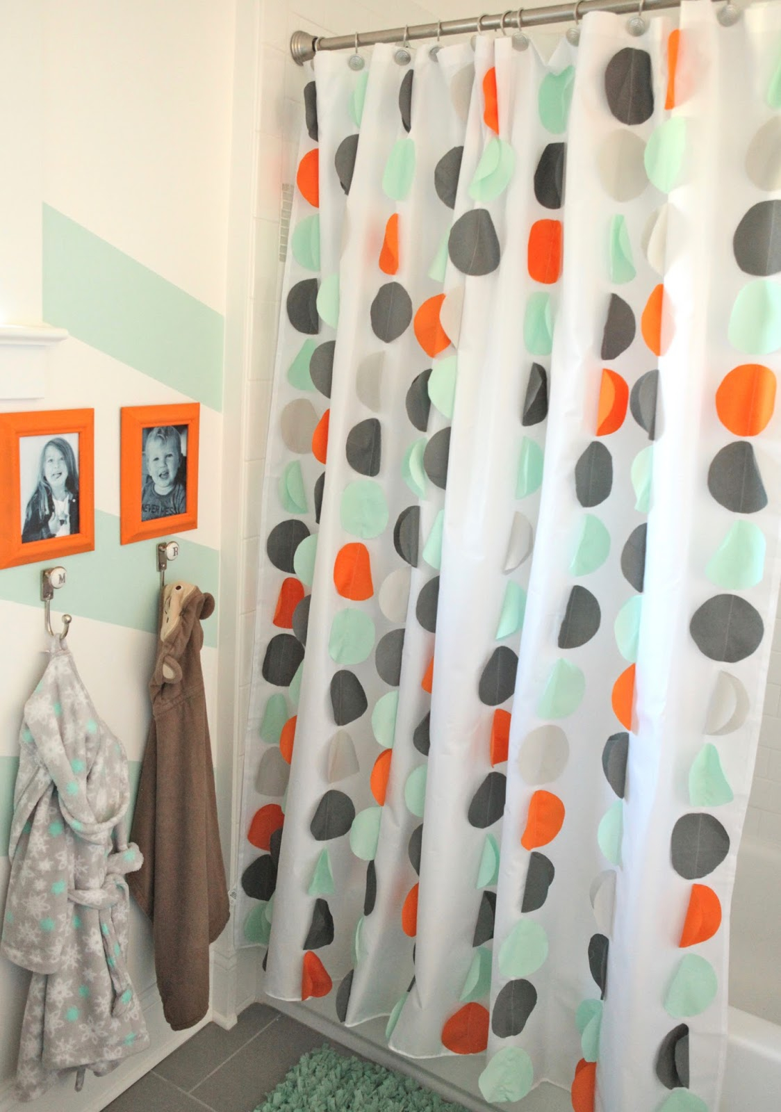 Kid Bathroom Shower Curtains • Shower Curtains Ideas