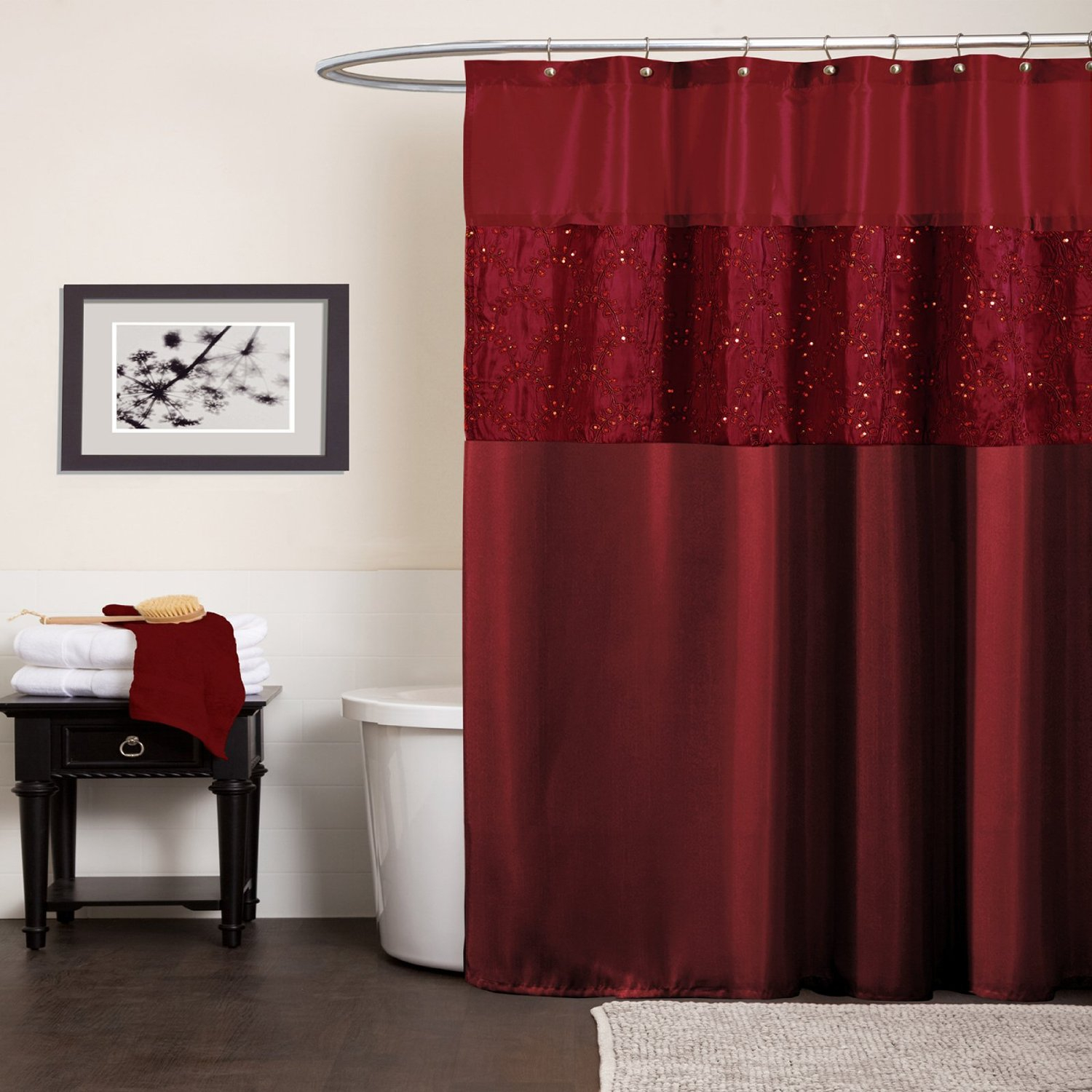 red and black shower curtain set. Inspiring Black And Red Shower Curtain Set Pictures Best Image Regarding  Proportions 1500 X Curtains Ideas