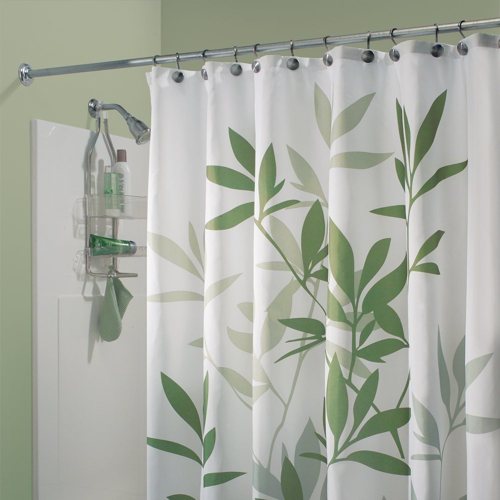 Interdesign Shower Curtains Interdesign Shower Curtain Liners regarding size 1000 X 1000