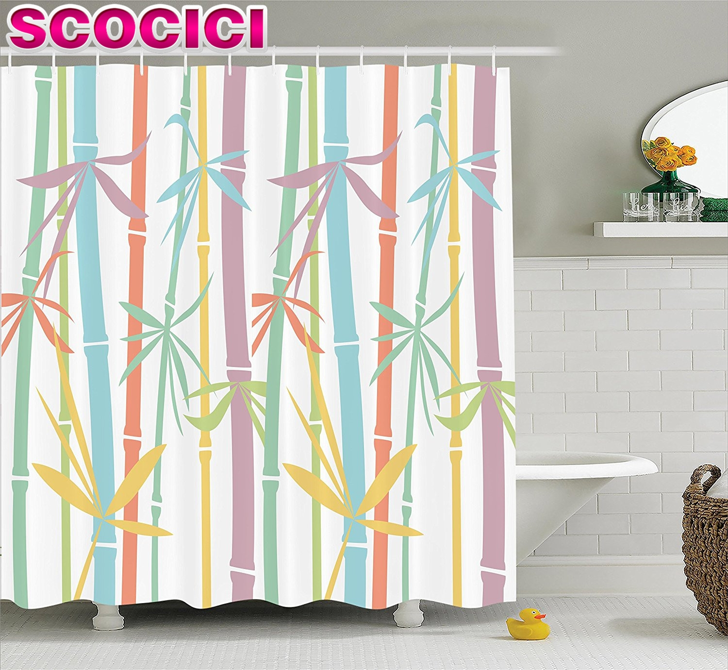Japanese Style Shower Curtains • Shower Curtains Ideas