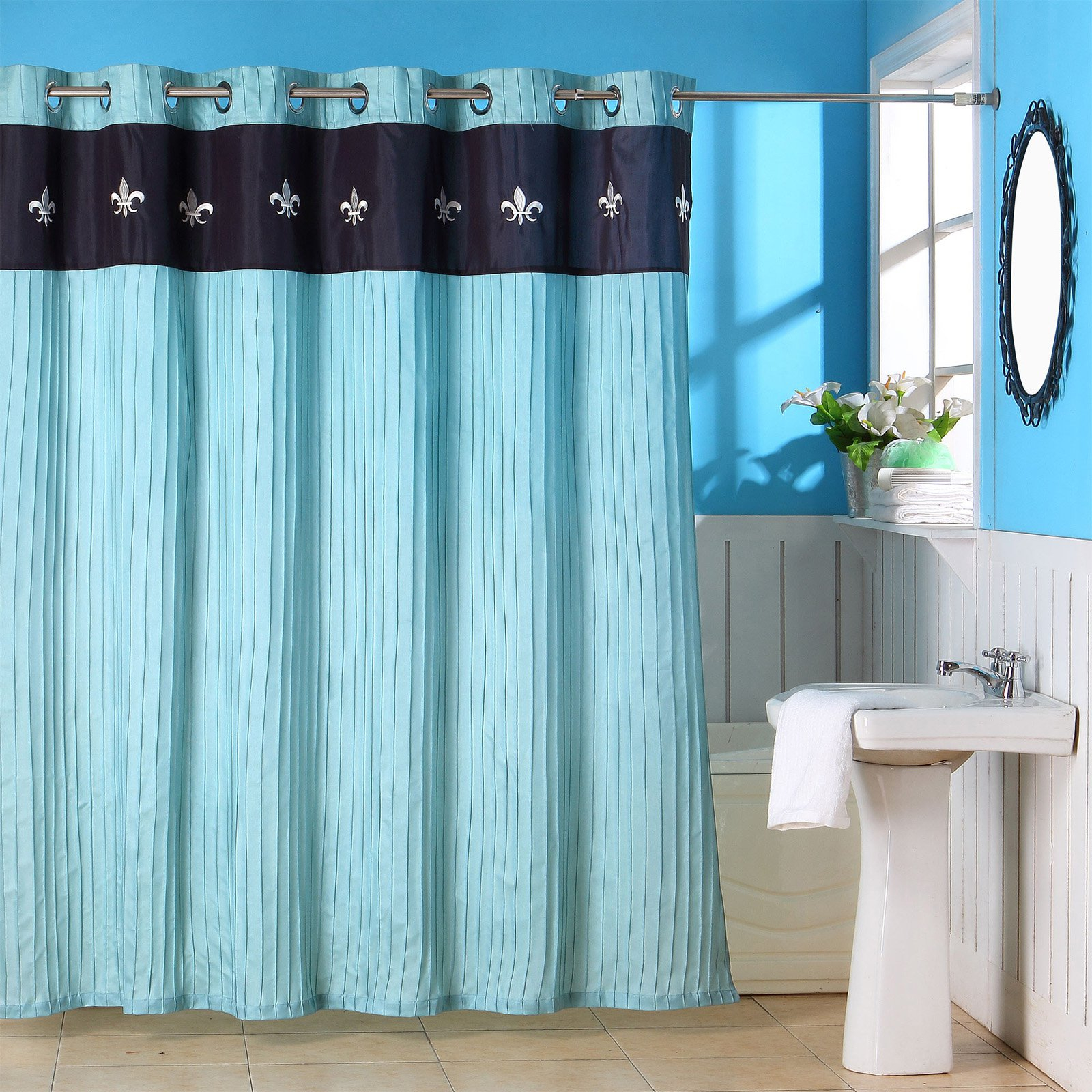 cotton refine ltd in product style shower home curtain curtains kassatex