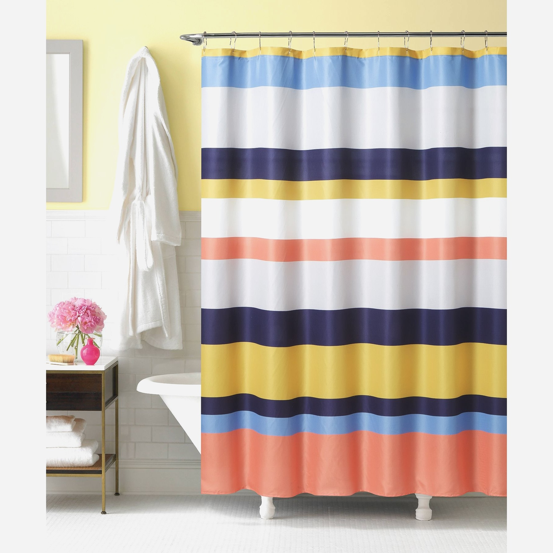 Kate Spade Sandpiper Shower Curtain Shower Curtain Within Size 1800 X 1800