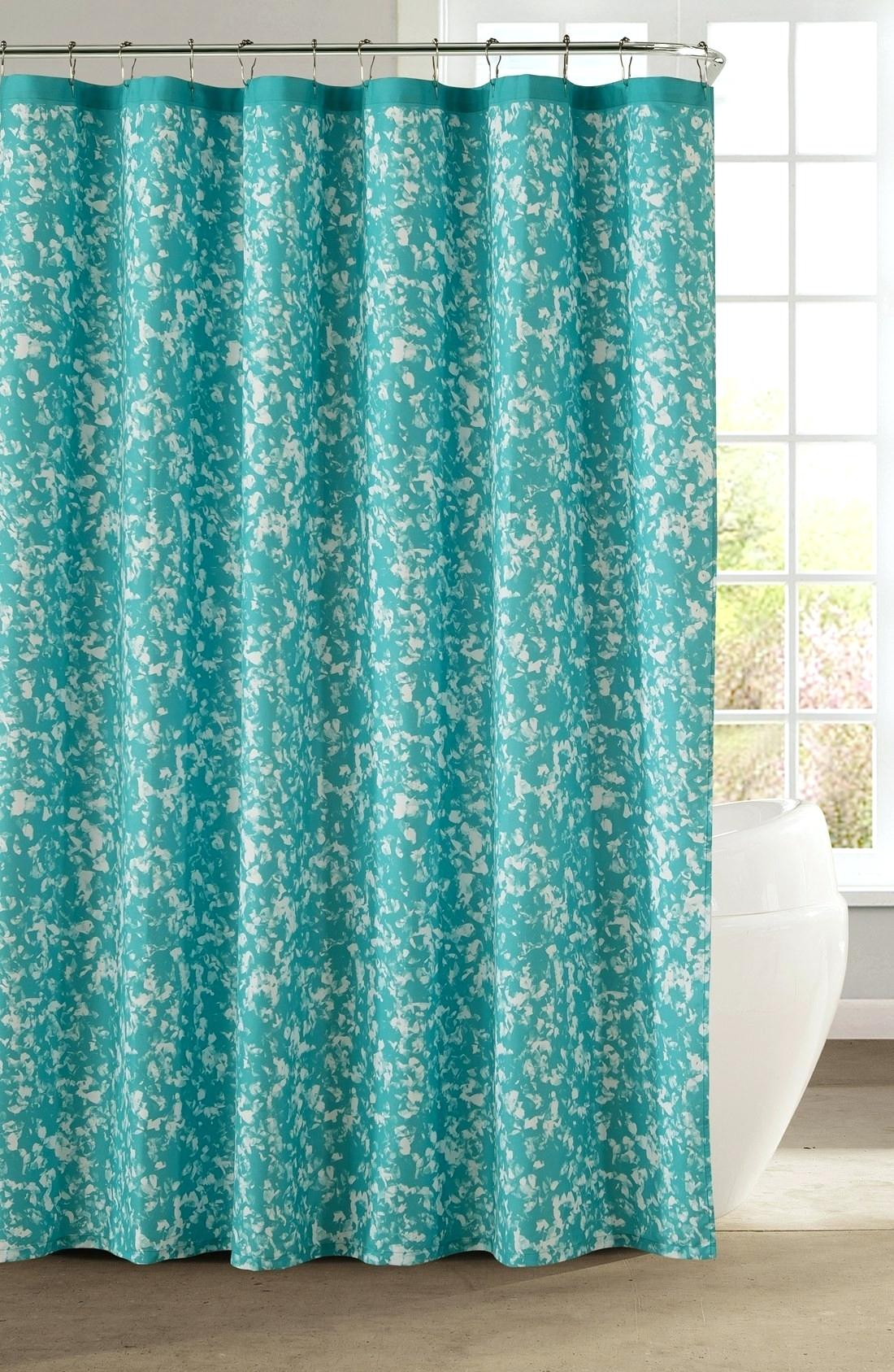 Kensie Susie Shower Curtain Light Blue Shower Curtain Liner Blue intended for measurements 1100 X 1687