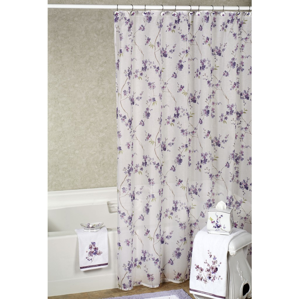 Lavender Shower Curtains For Bath Useful Reviews Of Shower intended for measurements 1024 X 1024
