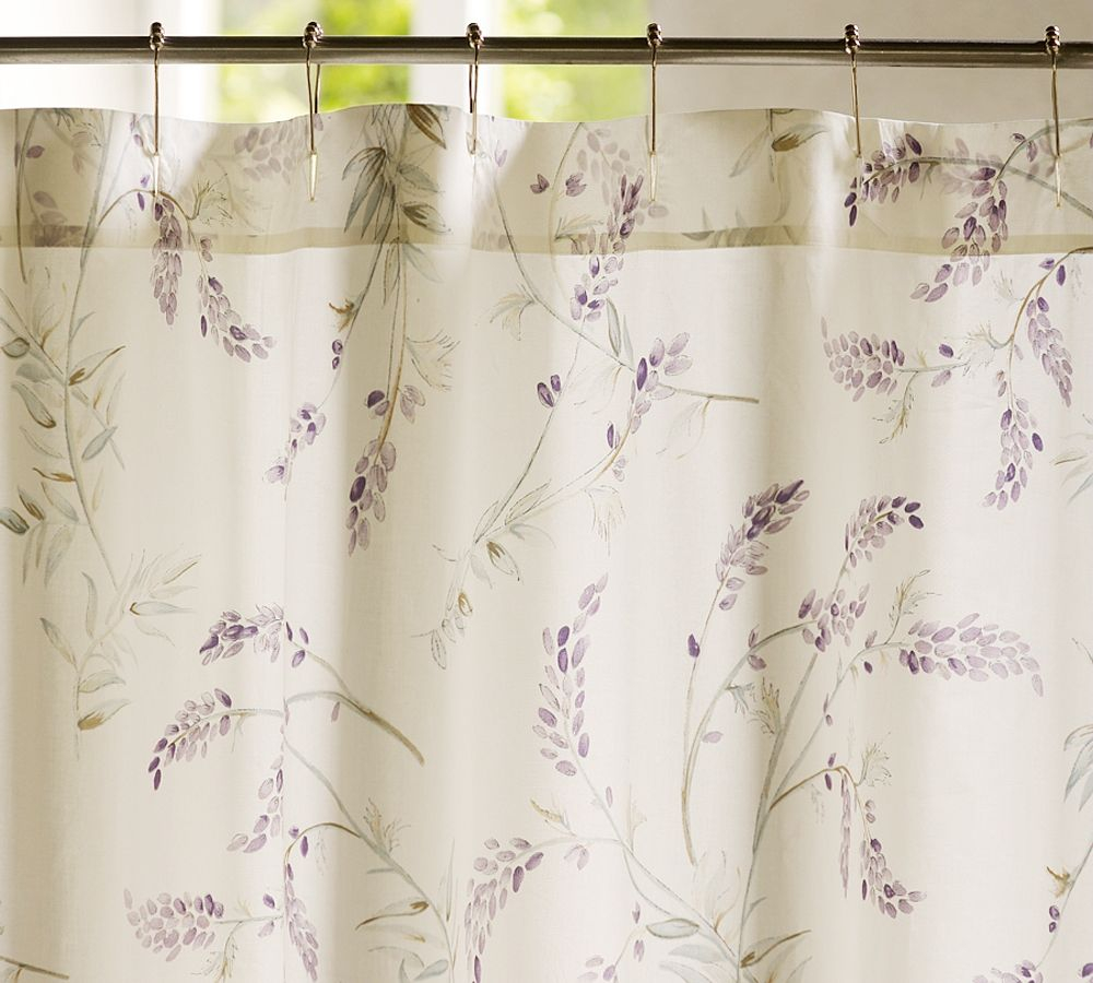 Lavender Shower Curtains With Lace Useful Reviews Of Shower in proportions 1000 X 900