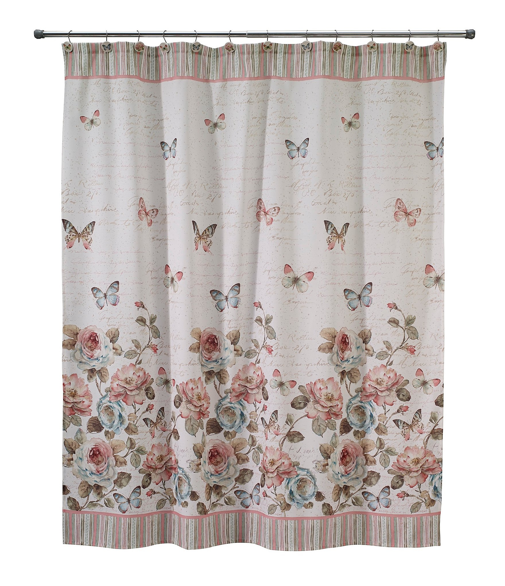 Light Pink And Gray Shower Curtain Shower Curtains Design Pertaining To  Dimensions 1760 X 2040