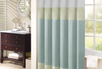 Lola Shower Curtain Blue And Brown Shower Curtain with size 1024 X 1024