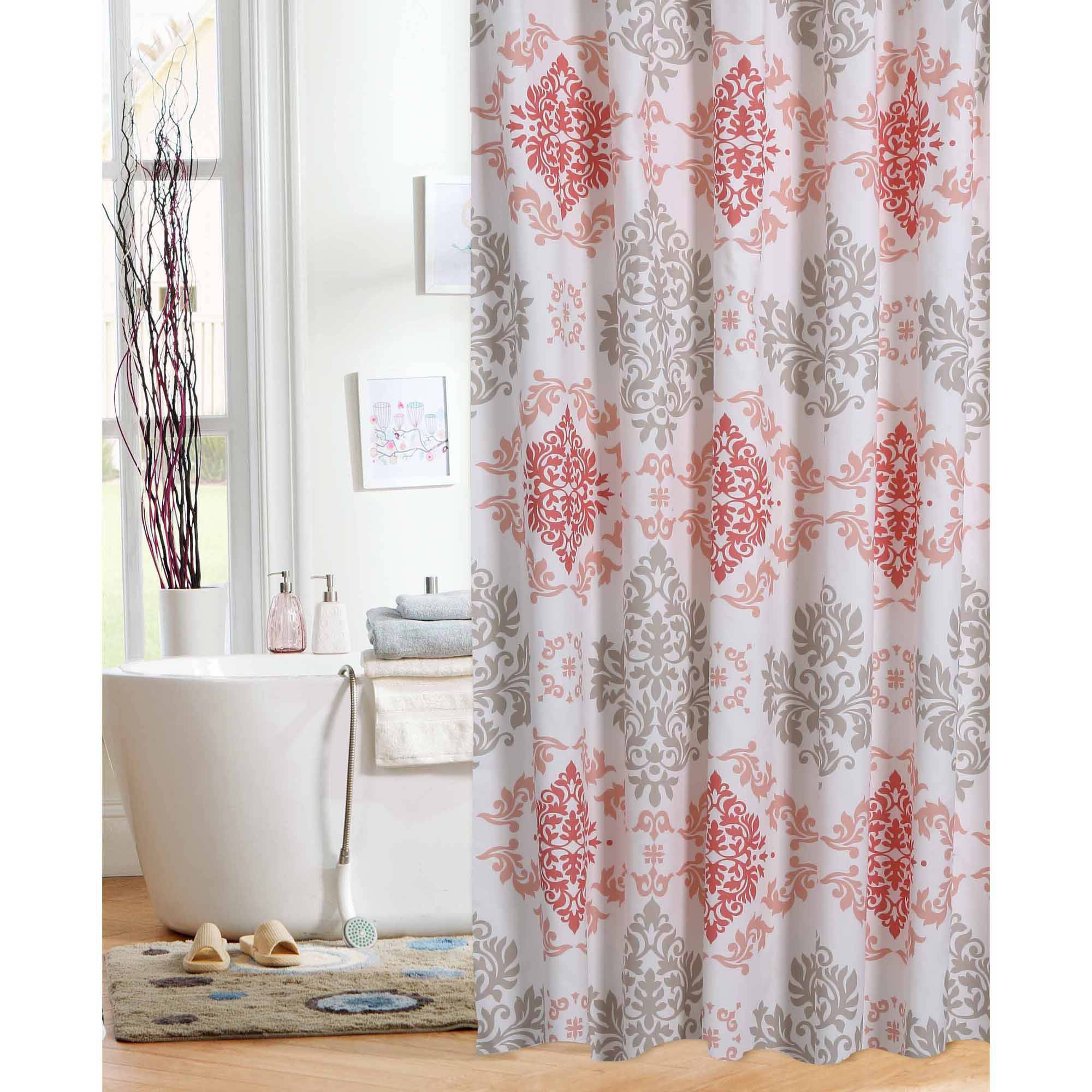Brown And Cream Shower Curtain. Lovely Decoration Damask Shower Curtain Extremely Ideas Skull in  proportions 2000 X Brown And Cream Curtains