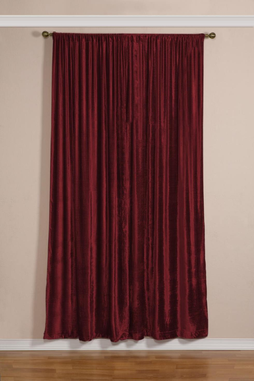 Midnight Blue Velvet Curtains Uk Curtain Ideas within proportions 980 X 1471