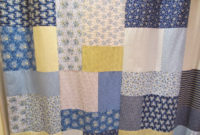 My Patchwork Quilt From A Quilt Top To A Shower Curtain inside measurements 1600 X 1200