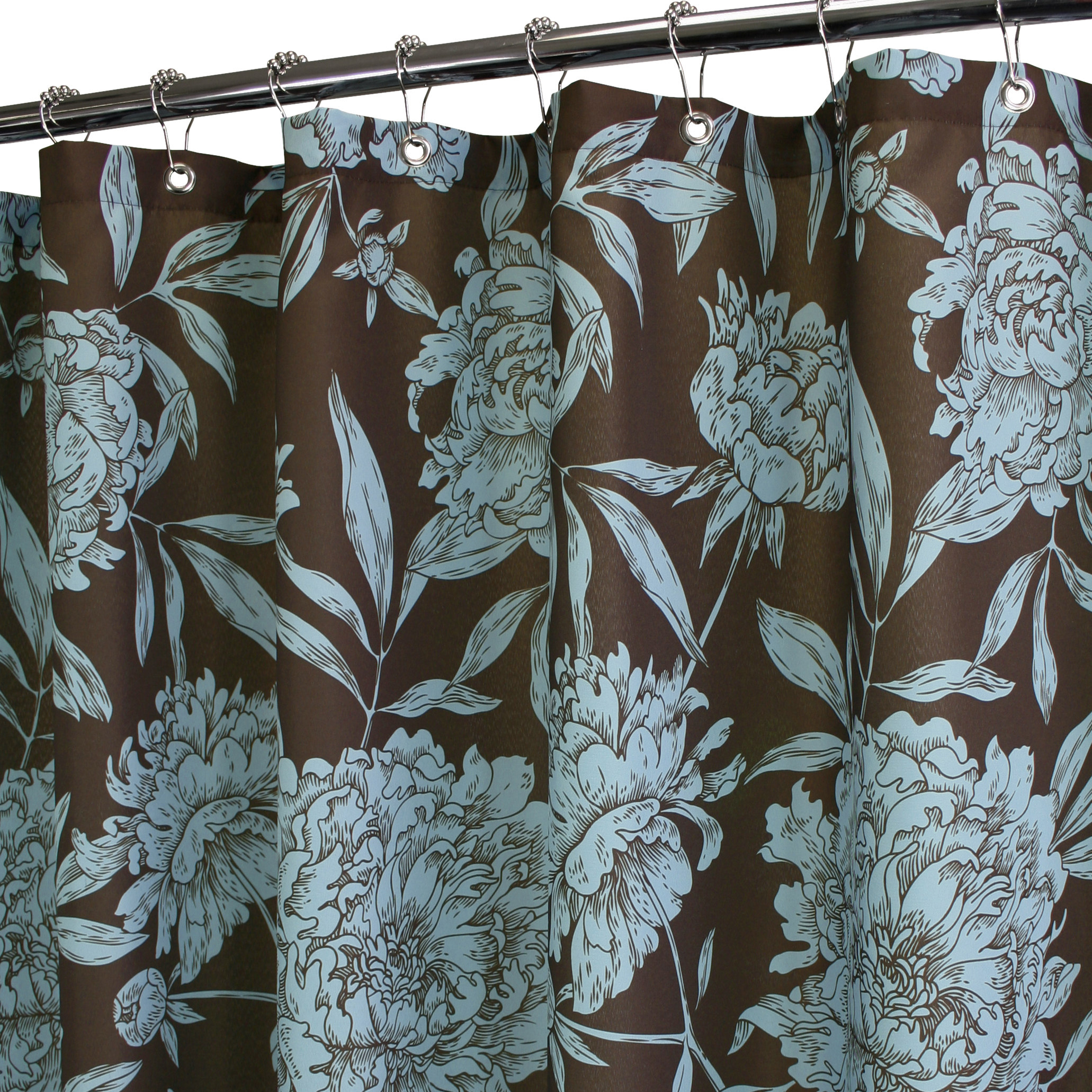 90 Park B Smith Pouf Shower Curtain Park B Smith Pouf
