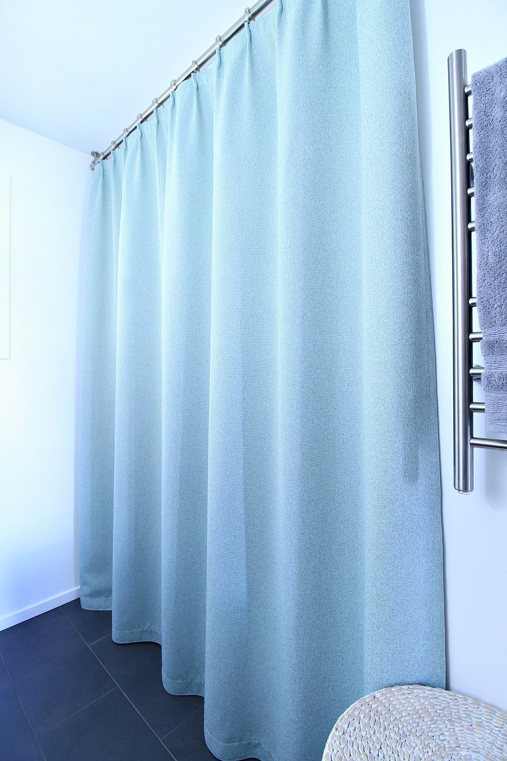 L Trax Shower Curtain Track • Shower Curtains Ideas