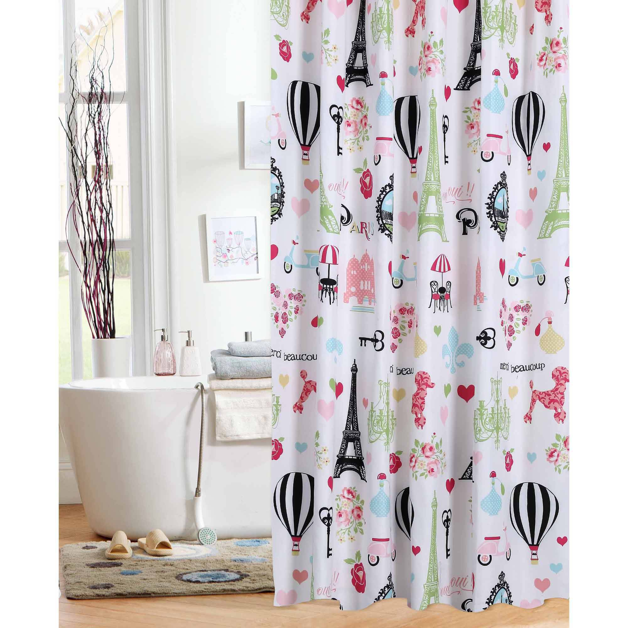 Izola Paris Shower Curtain • Shower Curtains Ideas