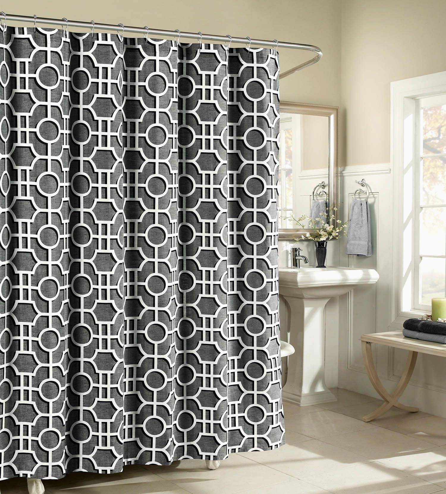 Outhouse Bathroom Ideas Country Outhouse Shower Curtain Design Modern Home