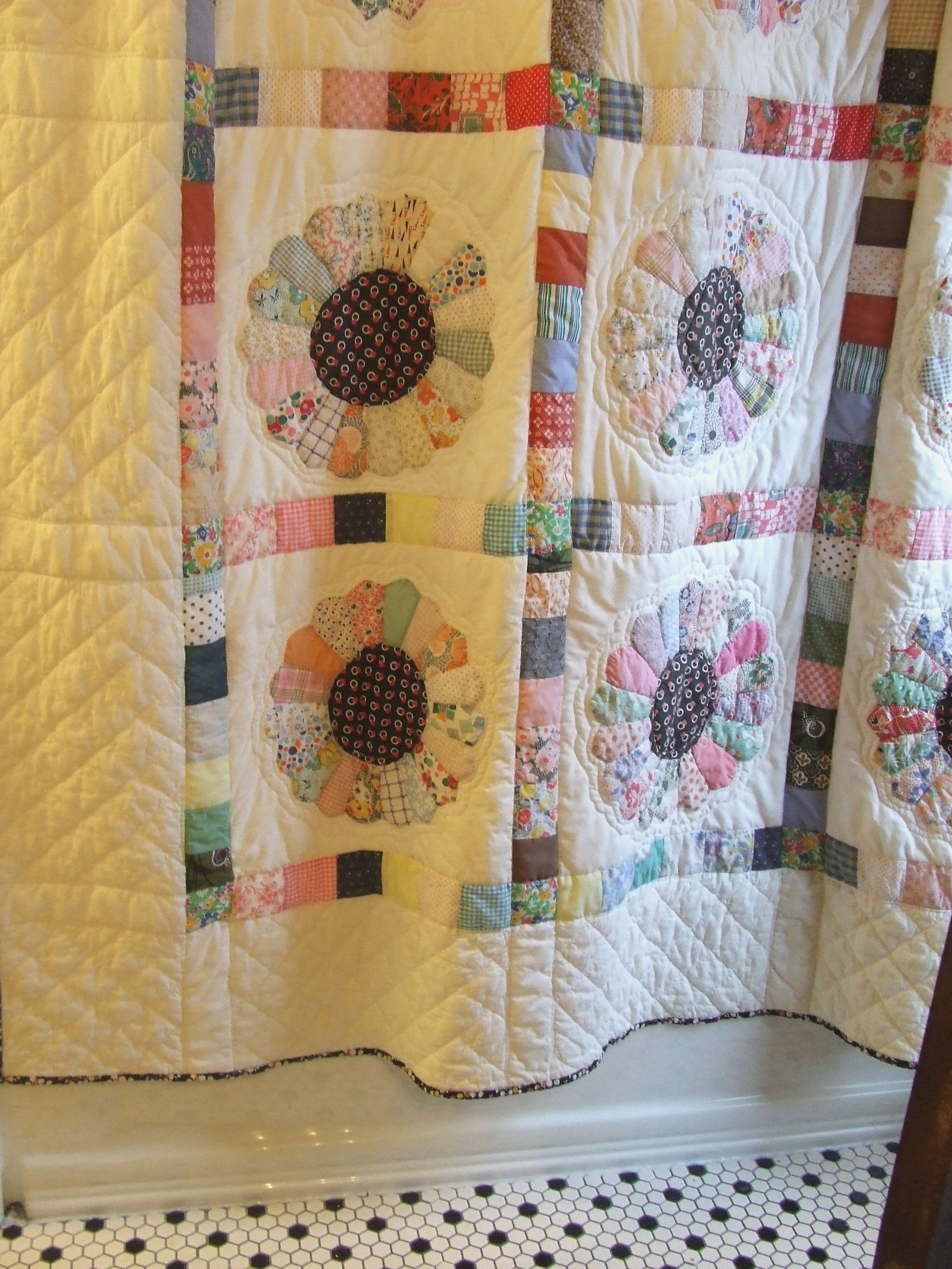 bath bed pattern octopus curtain print pdx wayfair roses ambesonne shower vintage