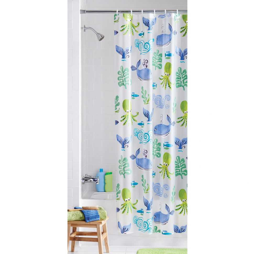 Tommy Hilfiger Floral Shower Curtain • Shower Curtains Ideas