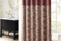Shower Curtain And Liner Combination Shower Curtain Ideas regarding size 2000 X 2000