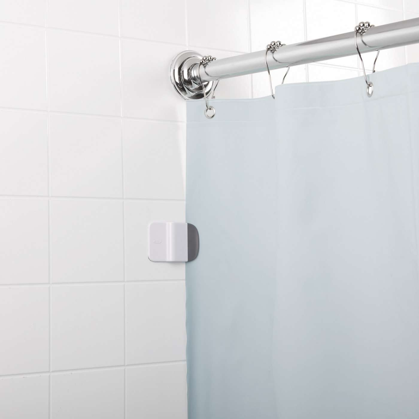 Suction Cup Shower Curtain Clips • Shower Curtains Ideas