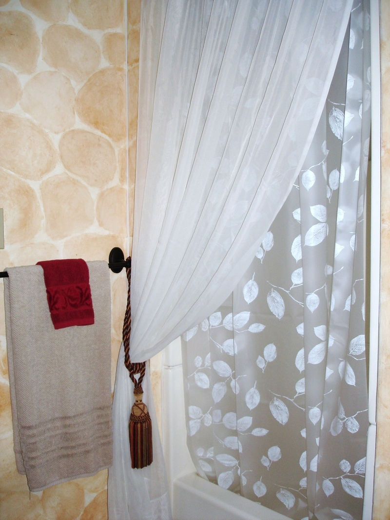 Shower Curtain Tie Back Ideas For Size 800 X 1066