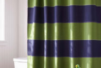 Shower Curtains Photo Heres A Shower Curtain With Navy B in measurements 1000 X 1297