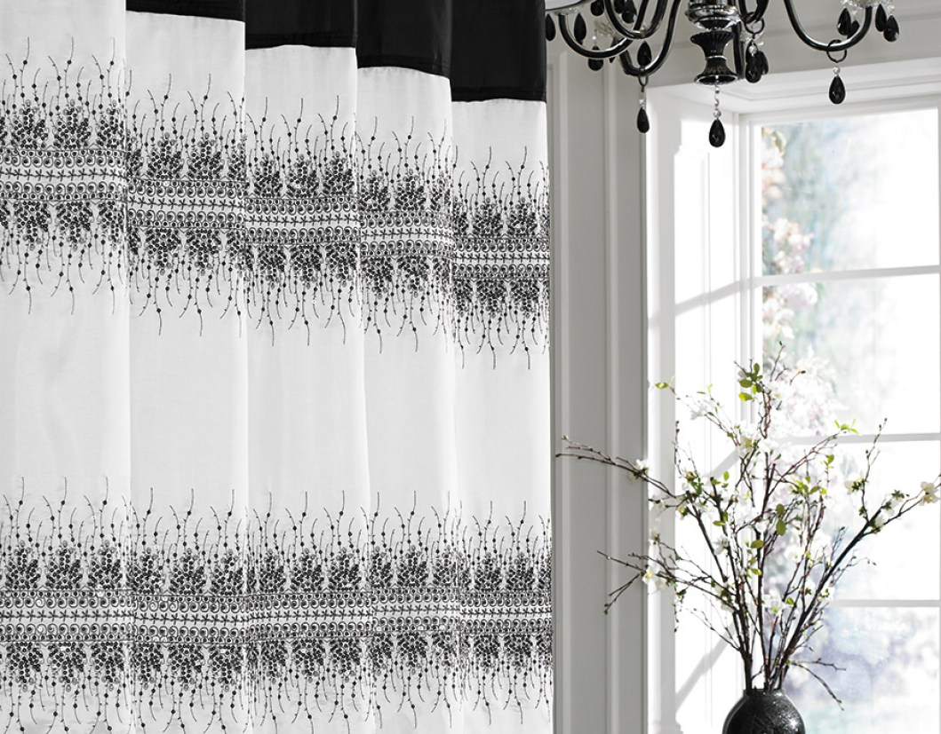 bathroom decor curtains appealing valance vorh pulitzer plaid your burlap for nge vorhang curtain nautica lilly with duschvorhang vorhangs shower fabrics