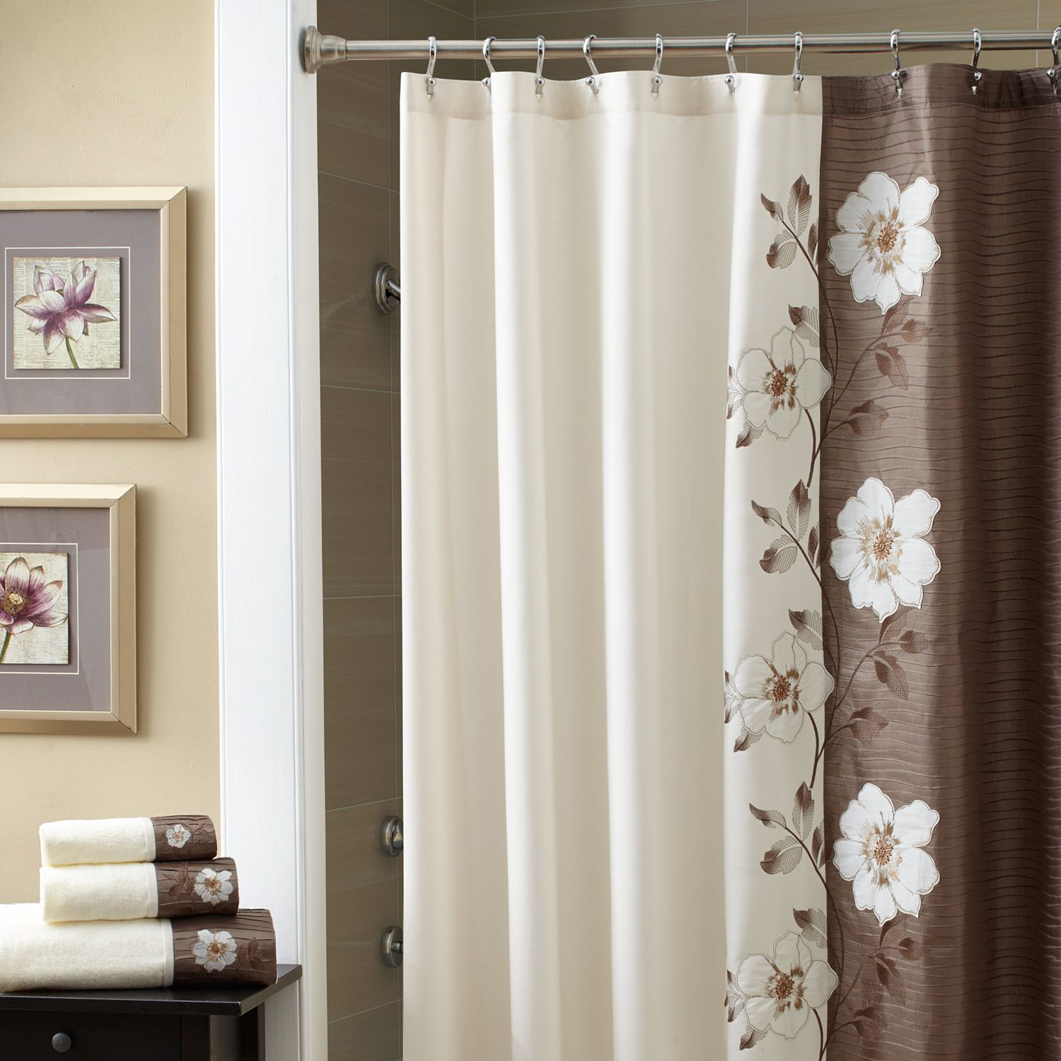 Shower Curtains And Rugs • Shower Curtains Ideas