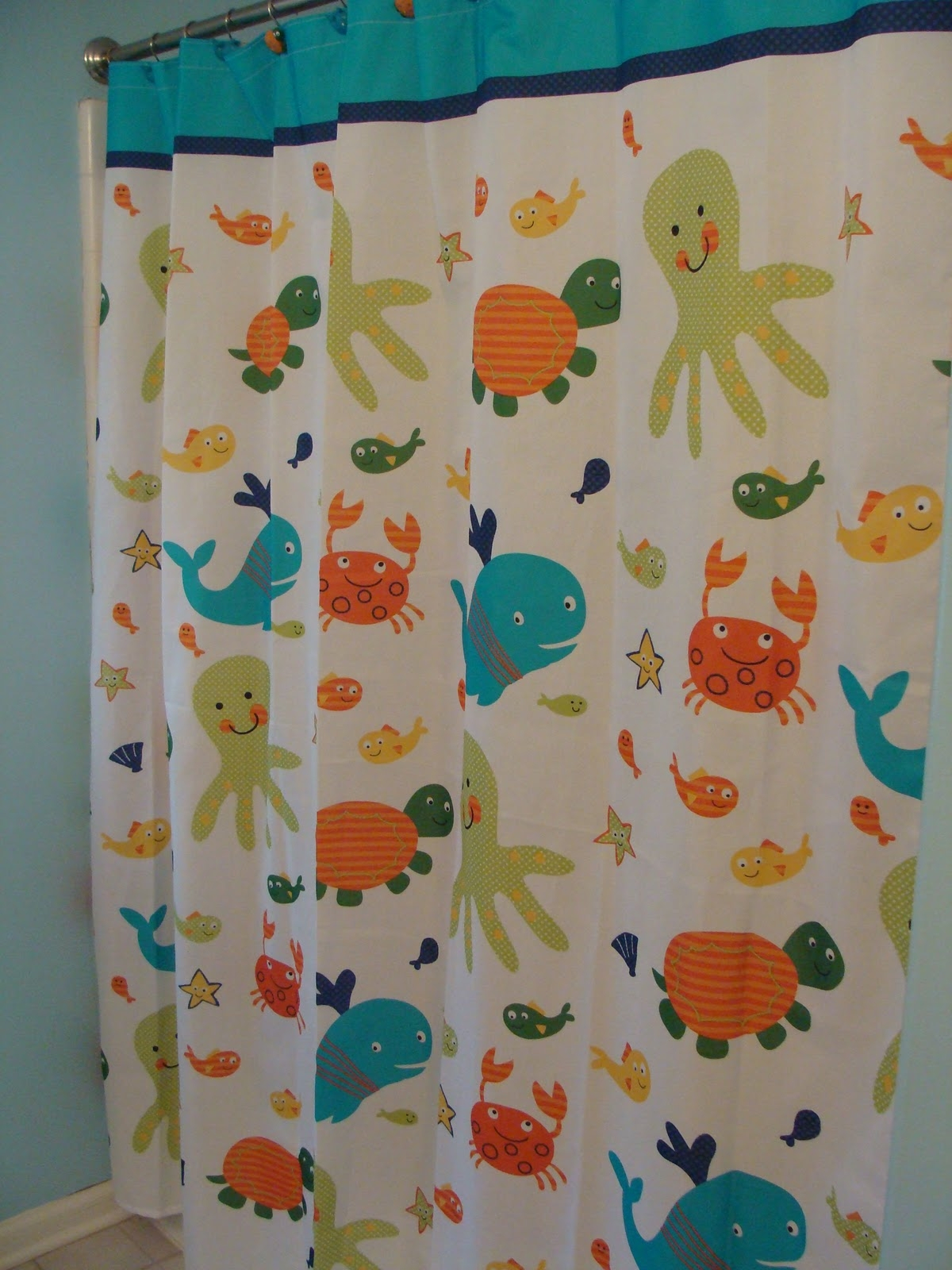 Simple Ideas Under The Sea Shower Curtain Surprising Inspiration Inside  Sizing 1200 X 1600