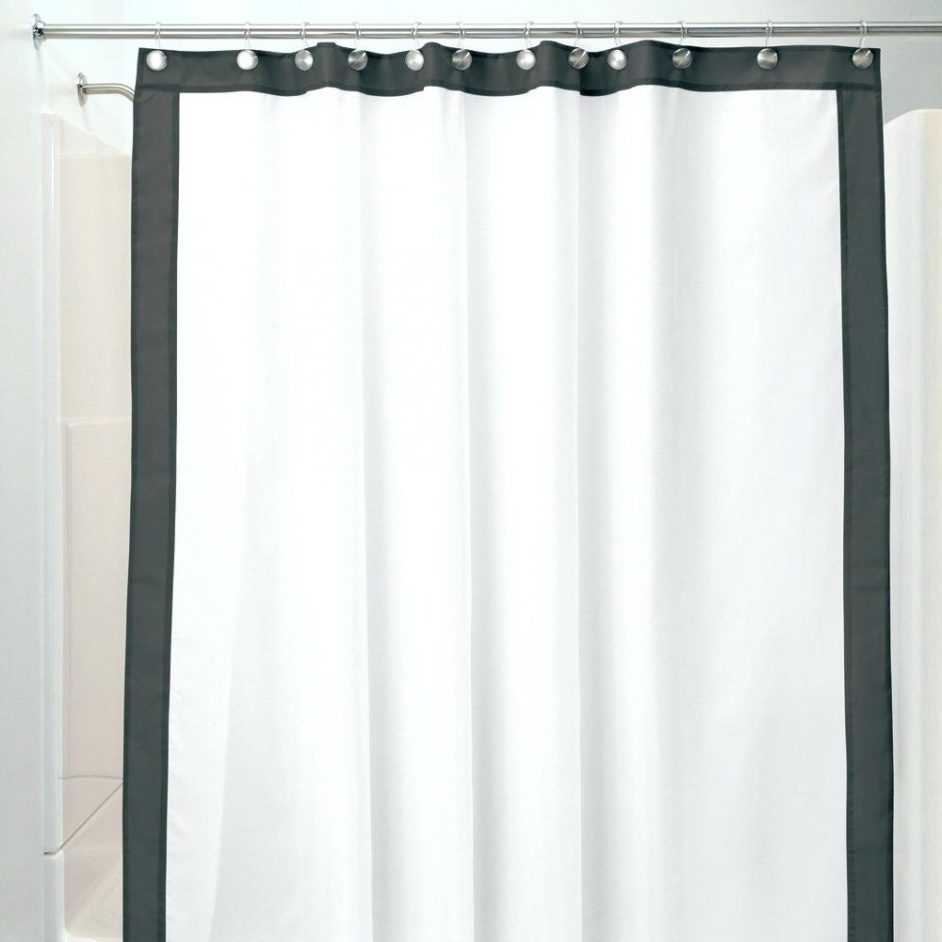 Stall Shower Curtain Liner 54 X 78 Curtains Design Intended For Proportions 942