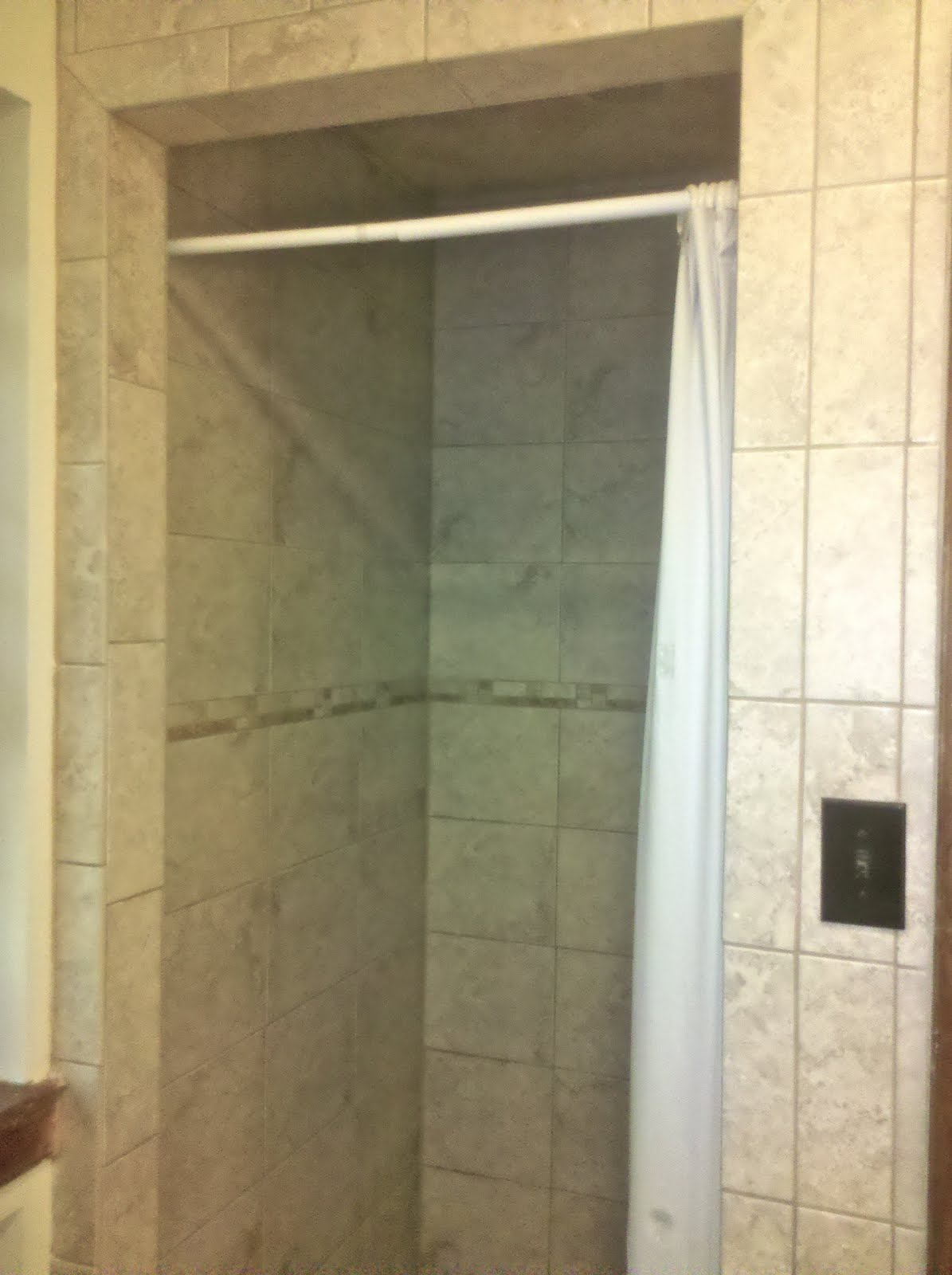 Curtain For Small Shower Stall • Shower Curtains Ideas