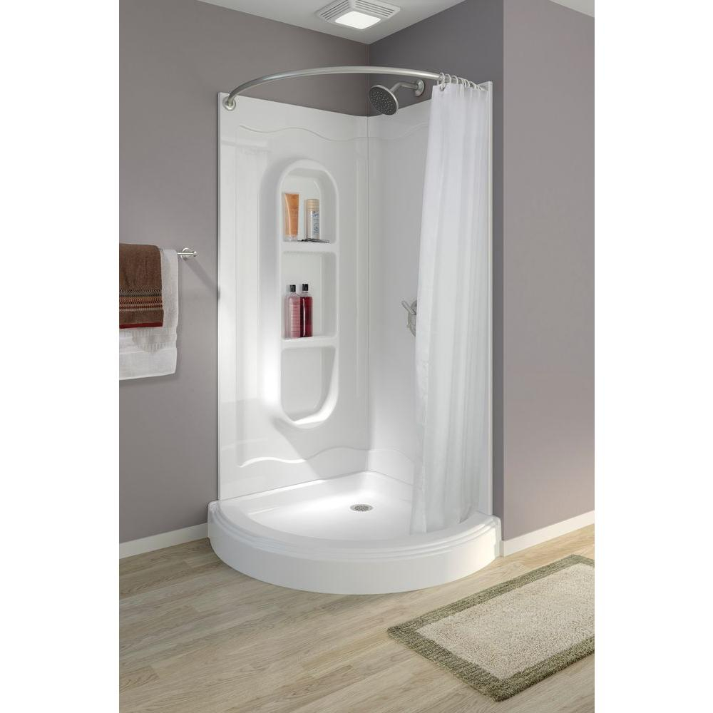Standard Shower Curtain Height Over Sliding Gl Doors Stall Sizes With Regard To Sizing 1000 X