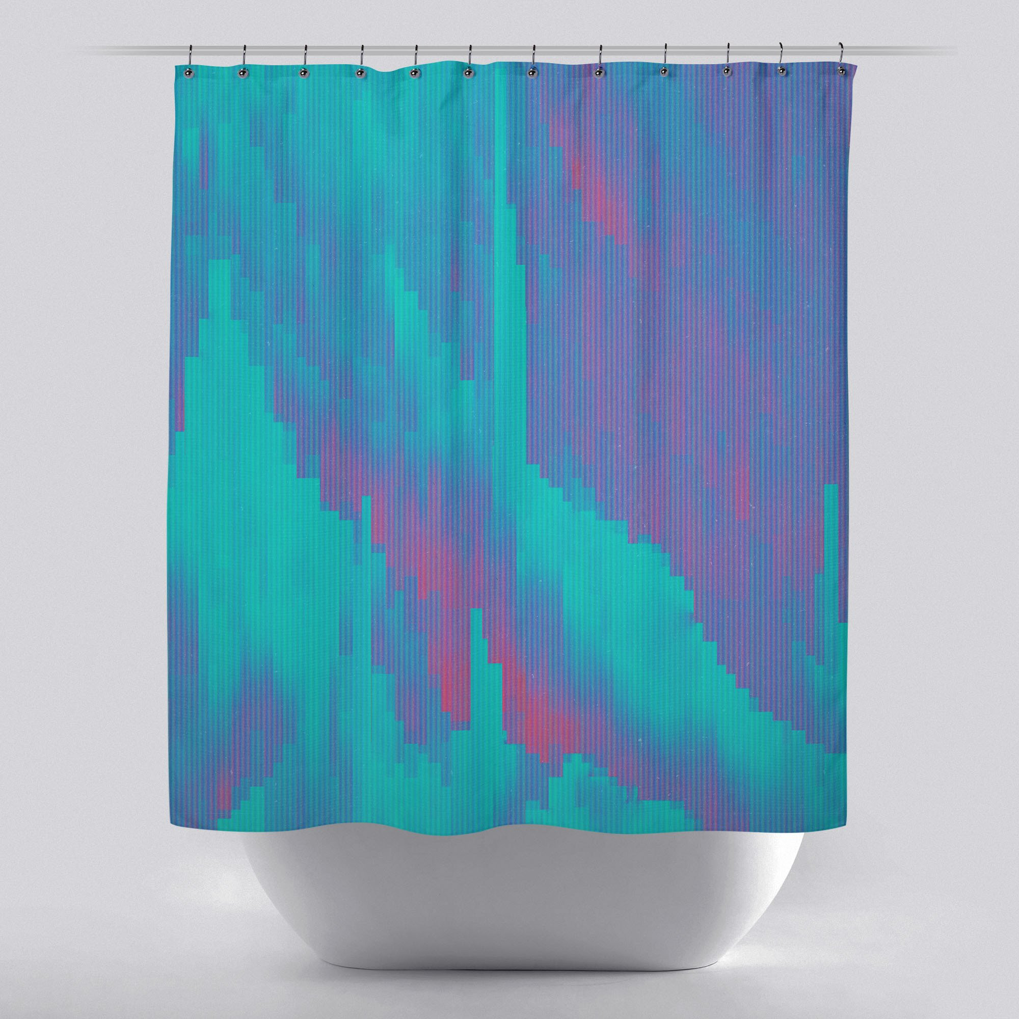 Delightful ... Stunning Ideas Unique Shower Curtains Shining Bathroom Amusing With  Measurements 2000 X 2000