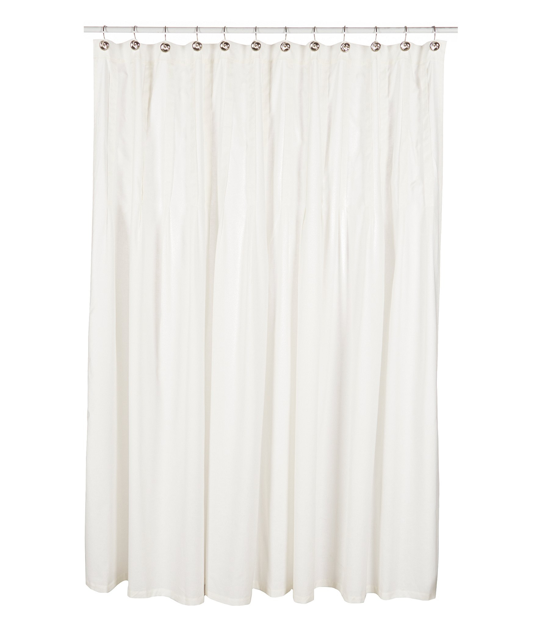 Portico Pleated Shower Curtain • Shower Curtains Ideas