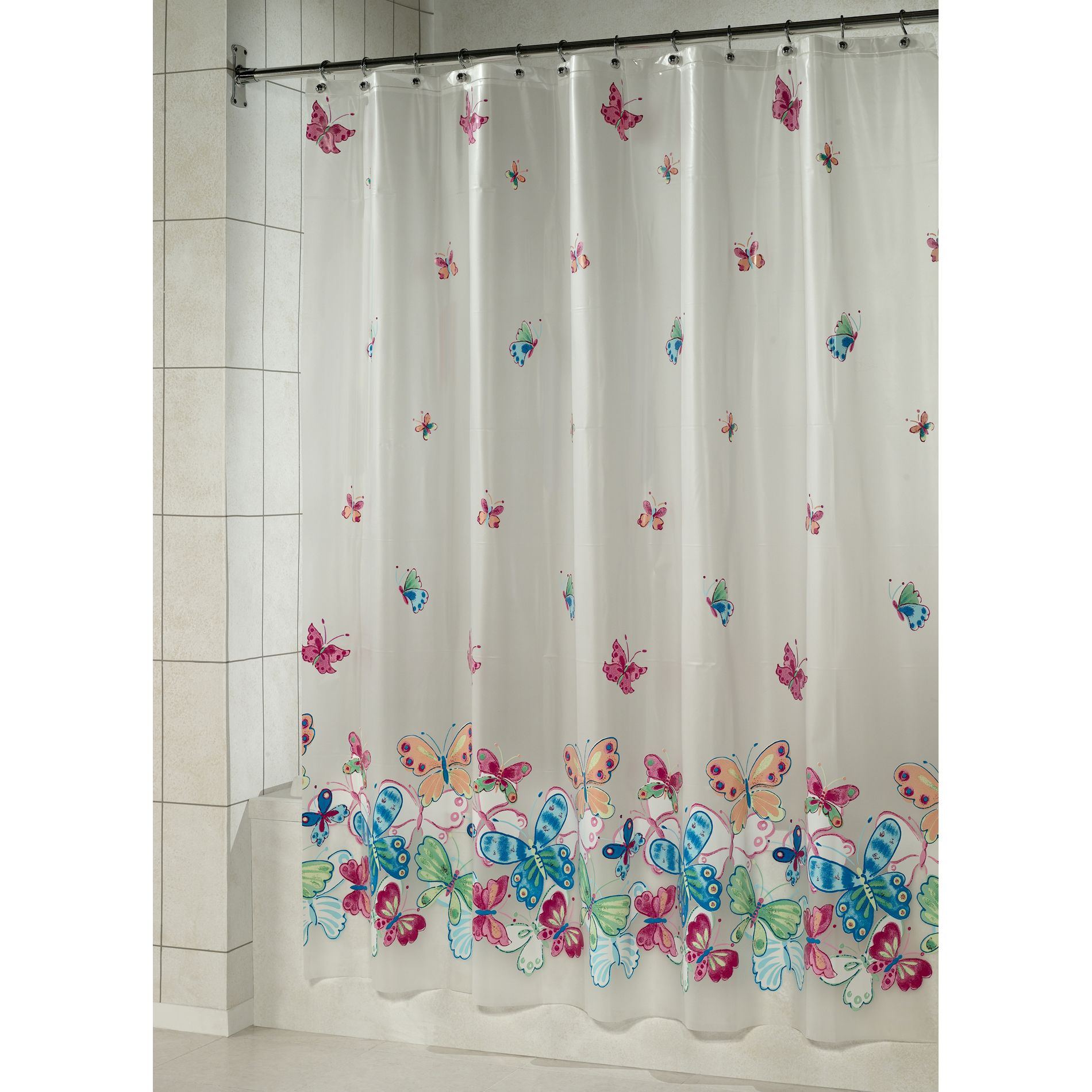 Sunshiny Tropical Fish Shower Curtain Shells Fish Ocean Coral Fish within dimensions 1900 X 1900