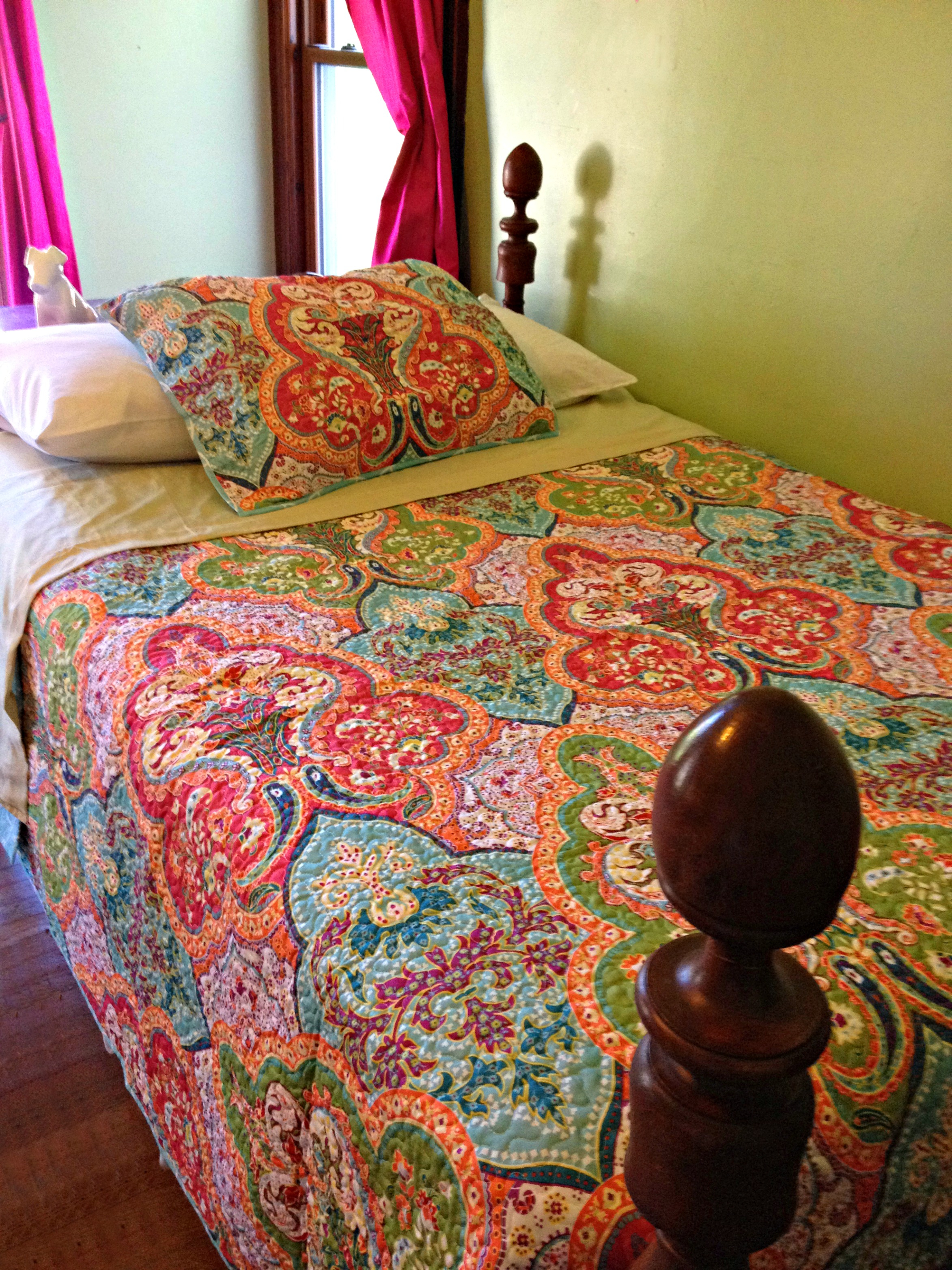 Super Better Homes And Gardens Bedding Sets Jeweled Damask Quilt pertaining to measurements 2346 X 3128