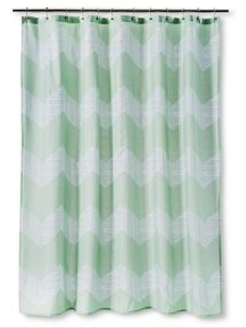 Target Room Essentials Fabric Shower Curtain New Mint Green intended for dimensions 865 X 1153