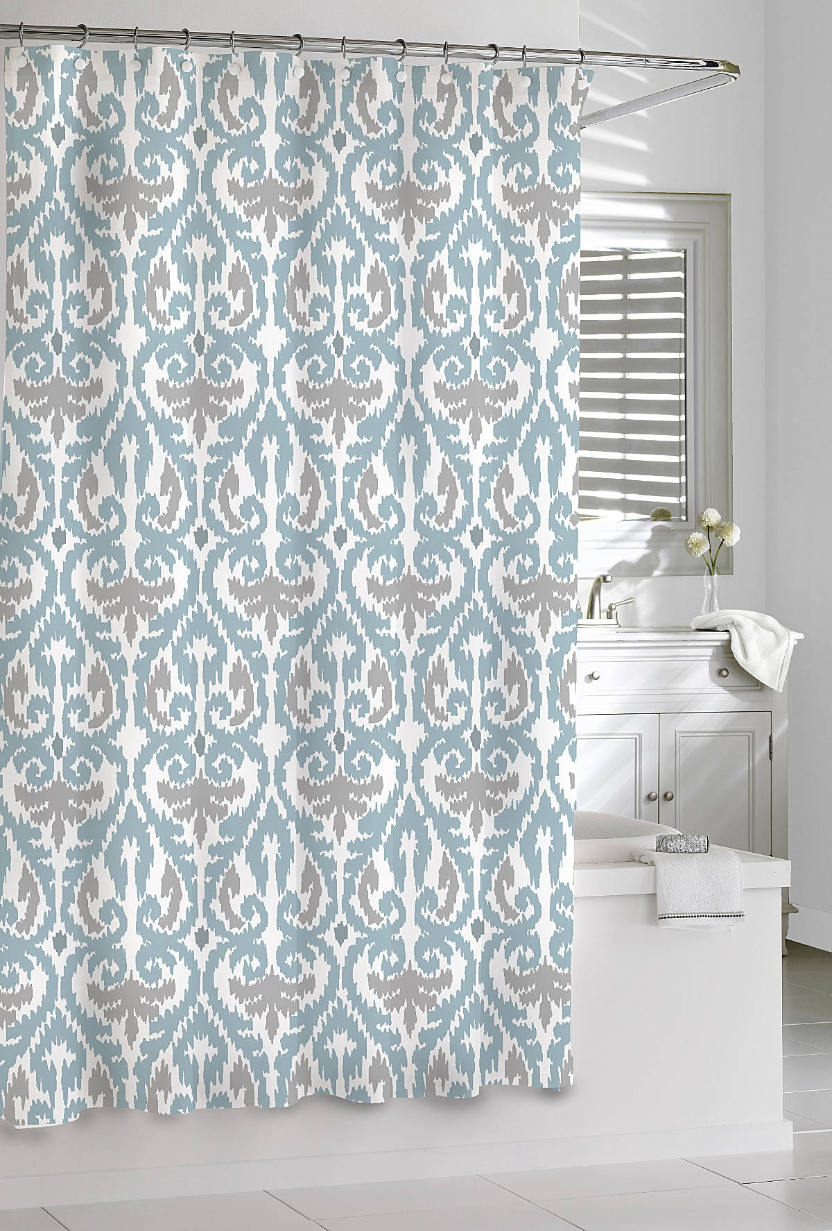 teal and gray shower curtain. Teal Grey And White Shower Curtain Design Throughout  Proportions 1200 X 1774 Curtains Ideas