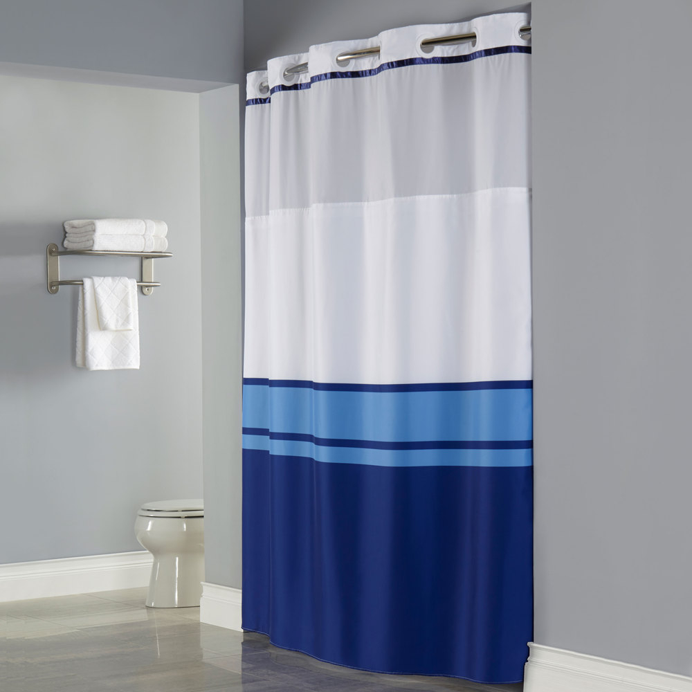 The Hookless Shower Curtain Home Design Ideas within size 1000 X 1000