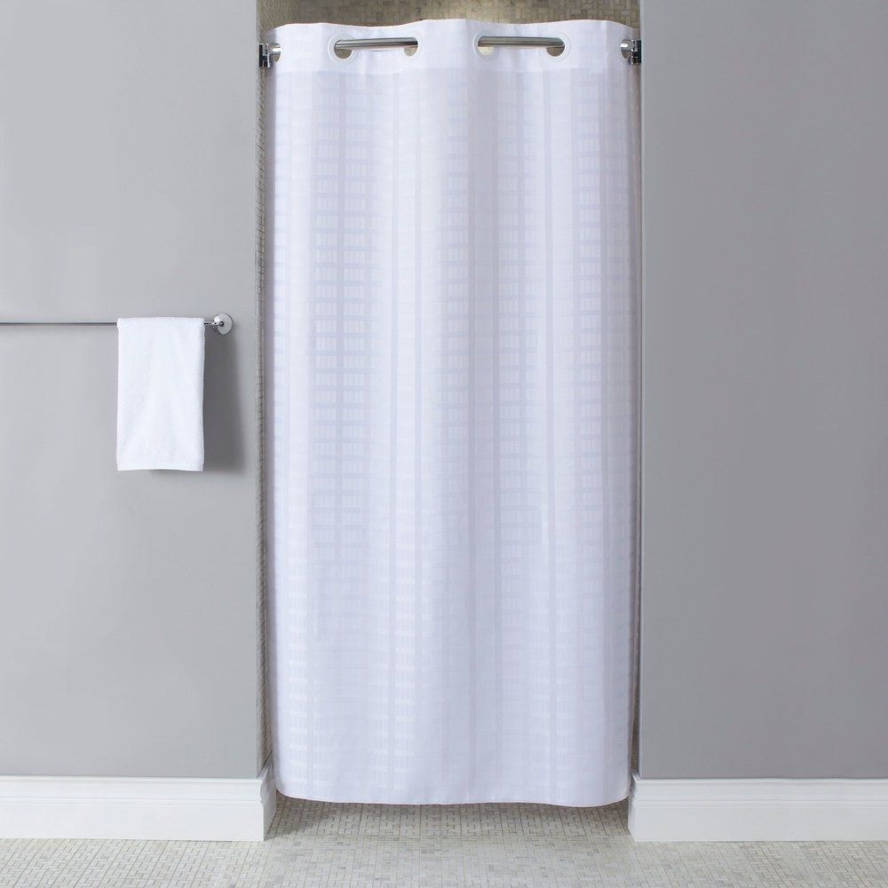 Threshold Shower Curtain Liner Stall Size Shower Curtain Ideas pertaining to measurements 1000 X 1000