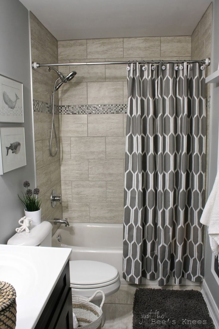 Unusual Design Ideas Bathroom With Shower Curtains Curtain throughout  sizing 736 X 1104
