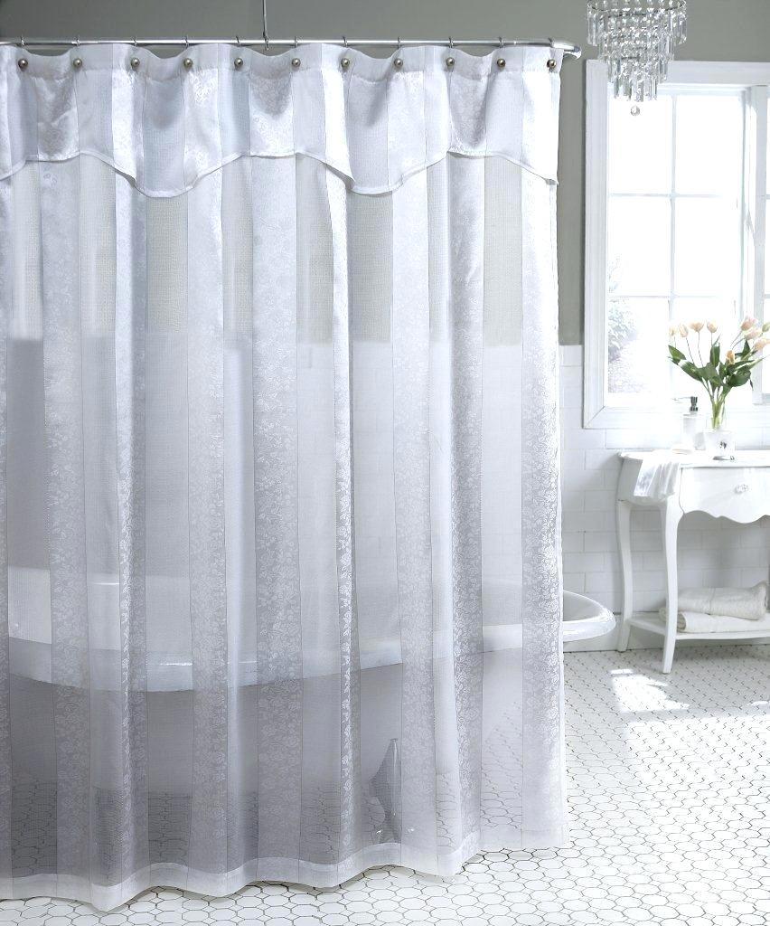 Vinyl Battenburg Lace Shower Curtain Curtains Design Within Sizing 852 X 1024