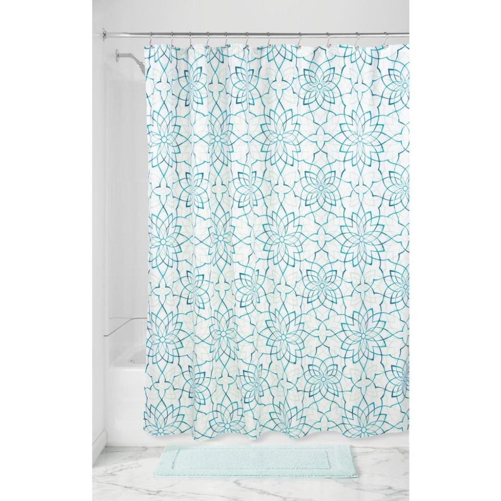 Watercolor Shower Curtain Ideas House Generation pertaining to proportions 1024 X 1024