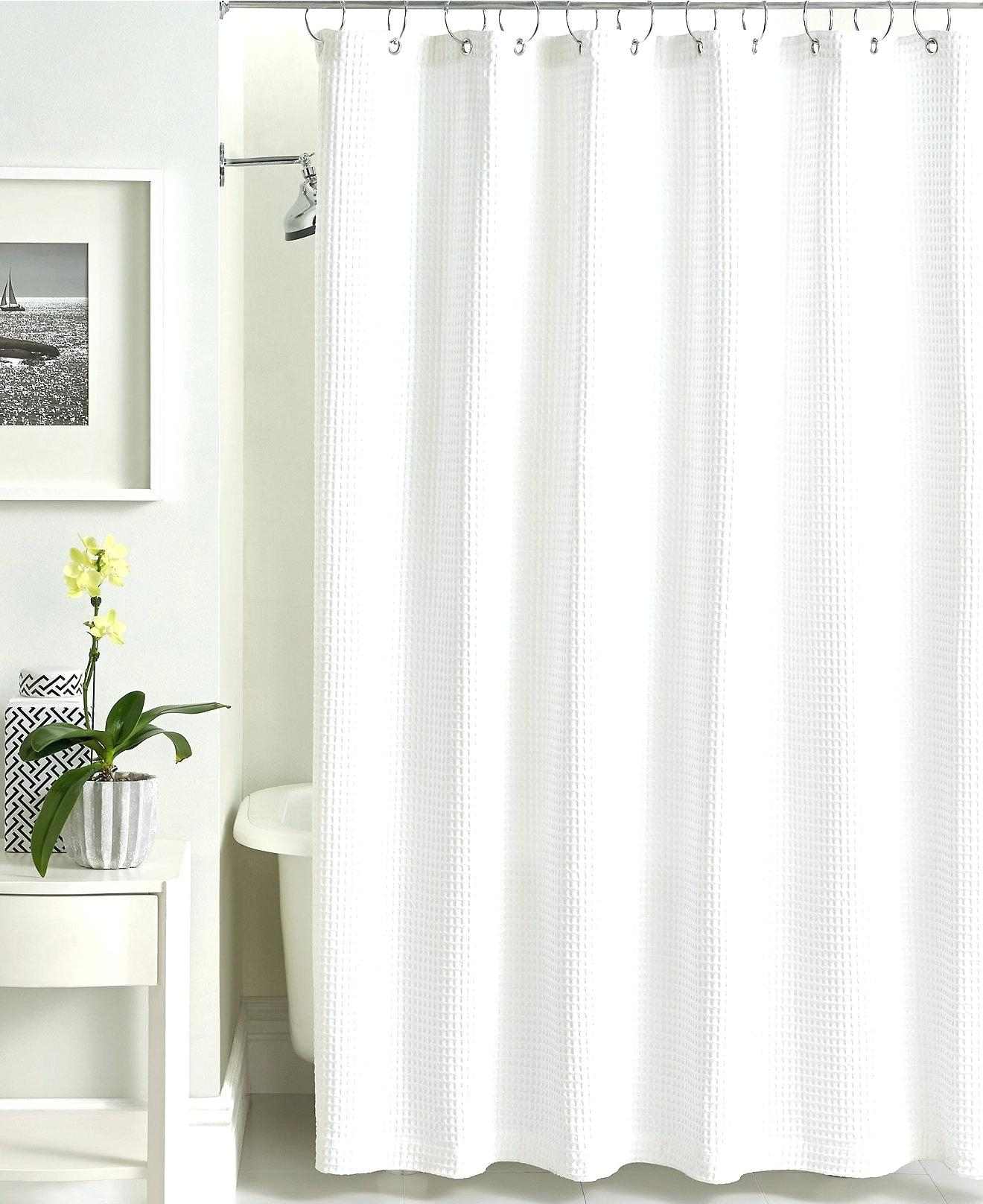 White Cotton Shower Curtain 84 Curtains Design Inside Dimensions 1320 X 1616