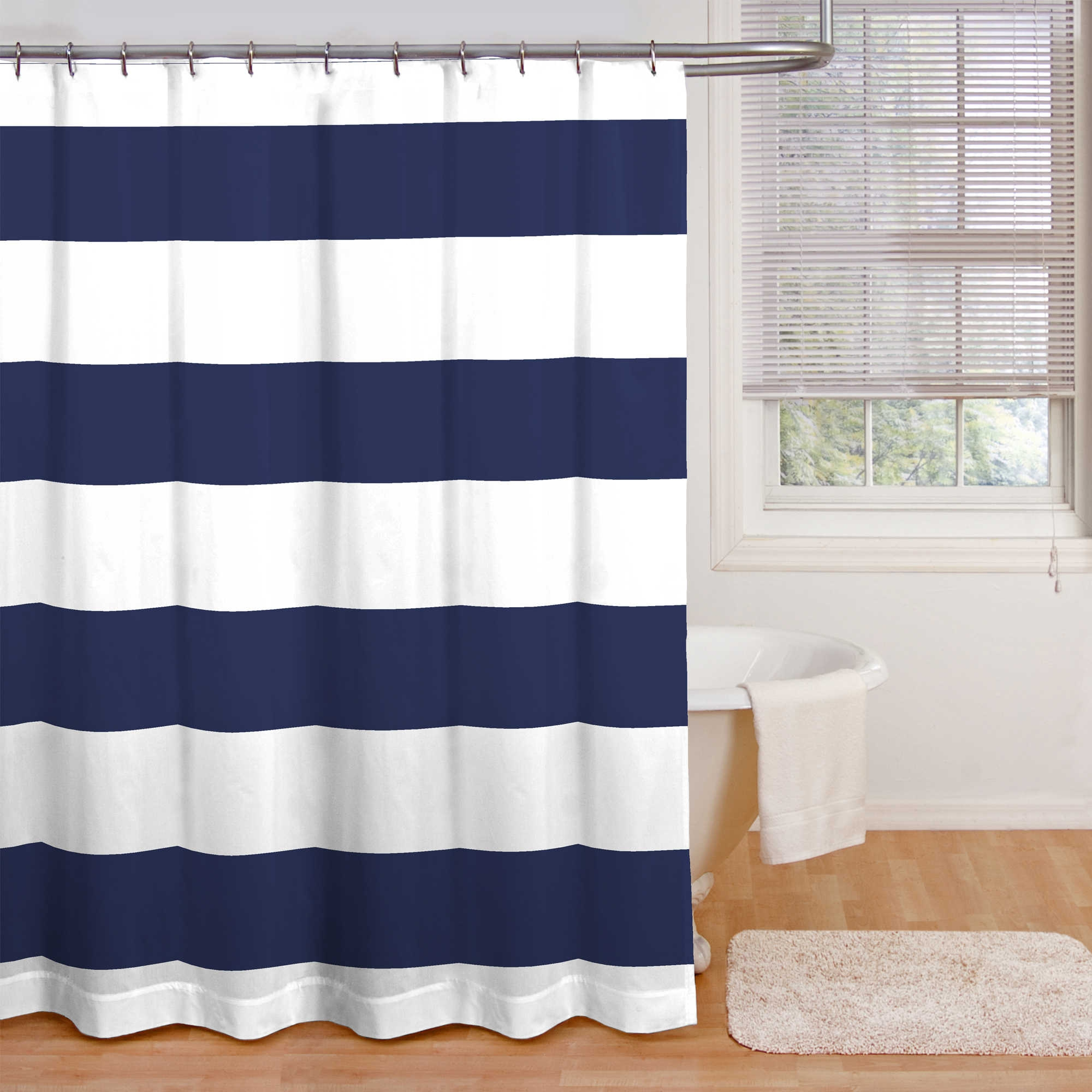 Park B Smith Cabana Stripe Shower Curtain • Shower Curtains Ideas