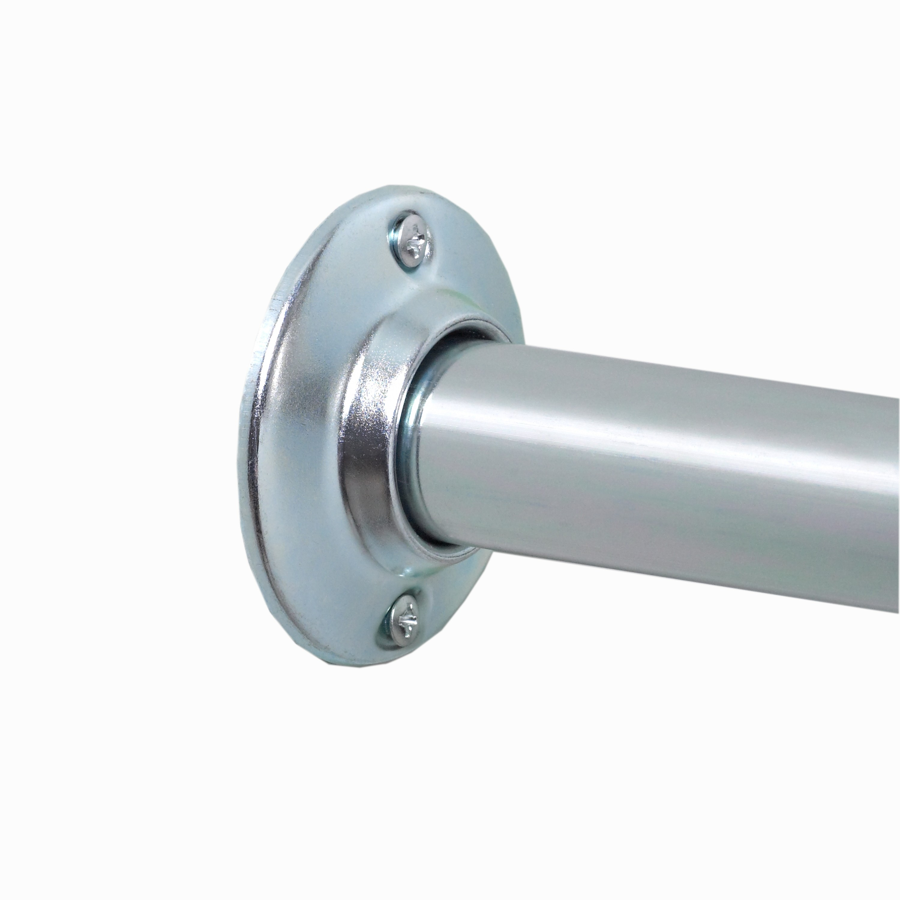 Screw In Shower Rod.Screw Mounted Shower Curtain Rod Shower Curtains Ideas