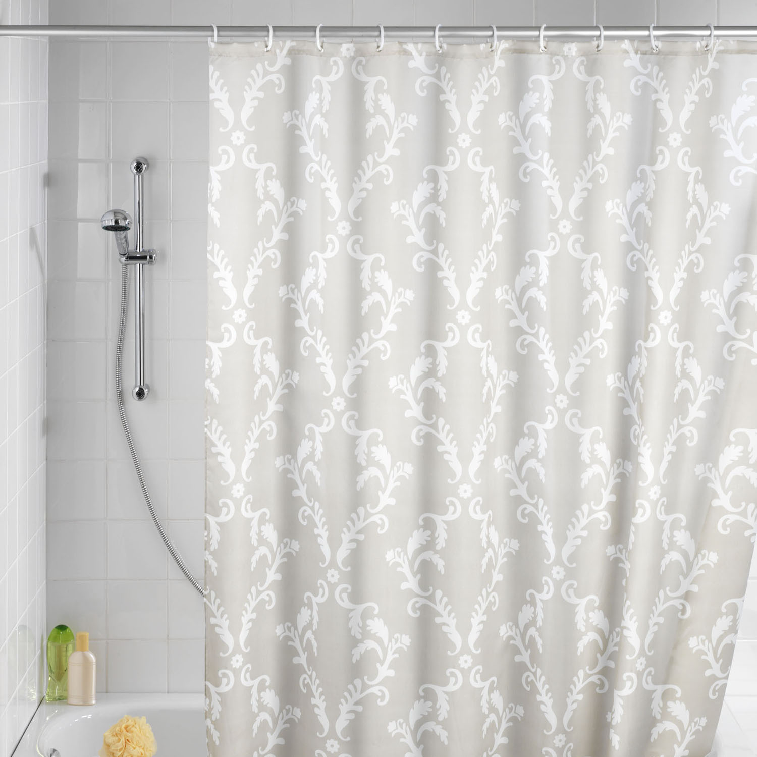 Curtains Solid Navy Blue Shower Curtain Solid Color Shower throughout dimensions 1500 X 1500