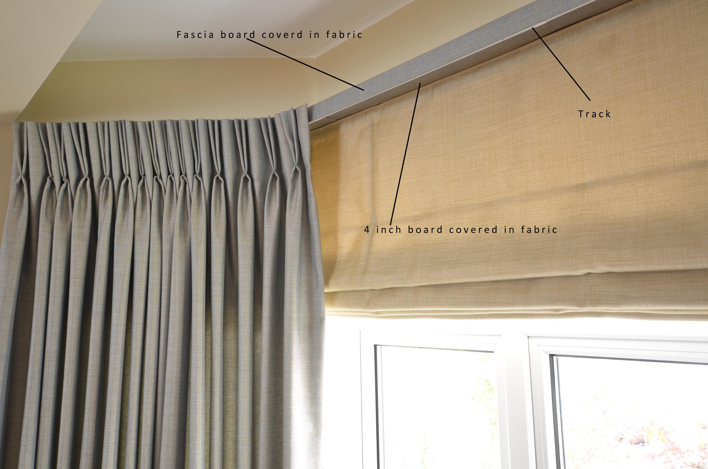 Curtains Strong And Easy To Use Ceiling Mount Curtain Track Throughout Measurements 2362 X 1565