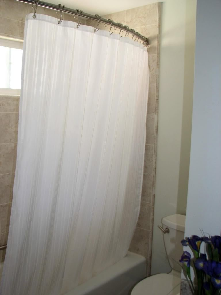 How High Do You Install A Shower Curtain Rod Www