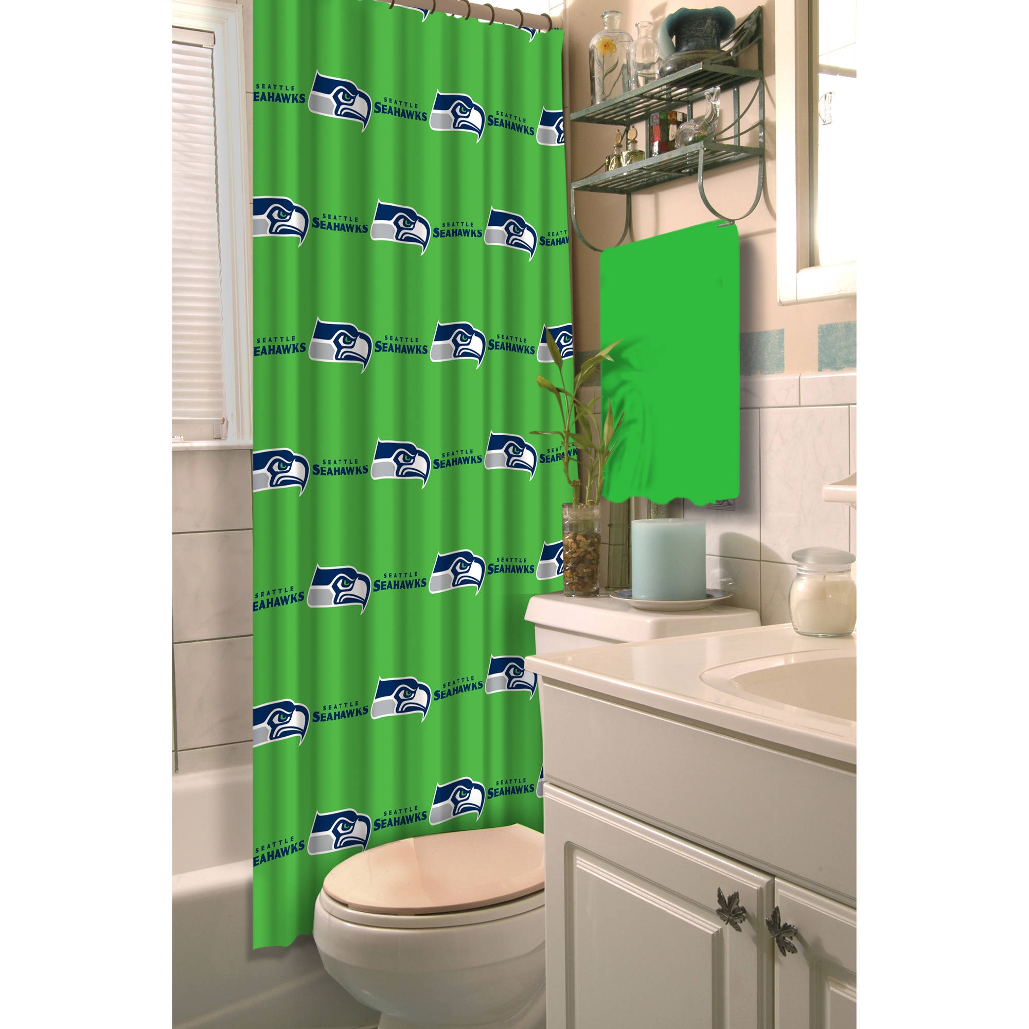 Seahawks Shower Curtain Rings Shower Curtain Design with sizing 2000 X 2000
